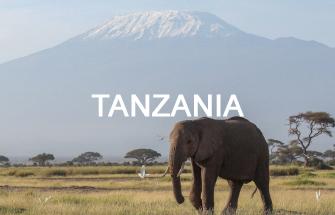 tazania landinformatie