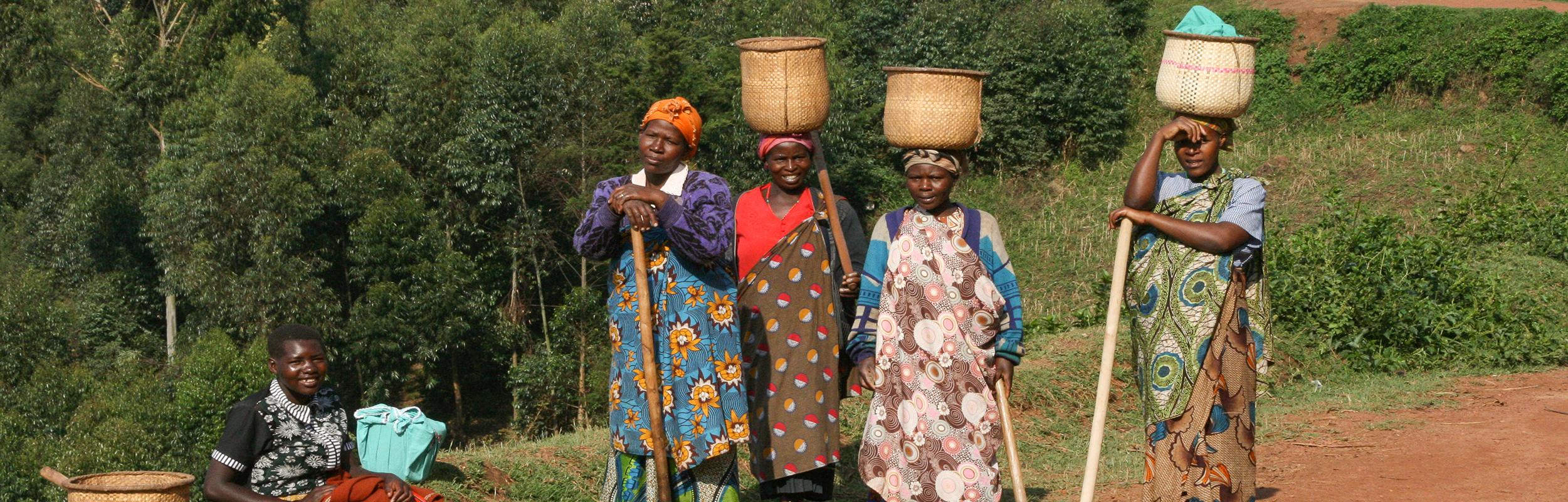 Maatwerk in Oeganda