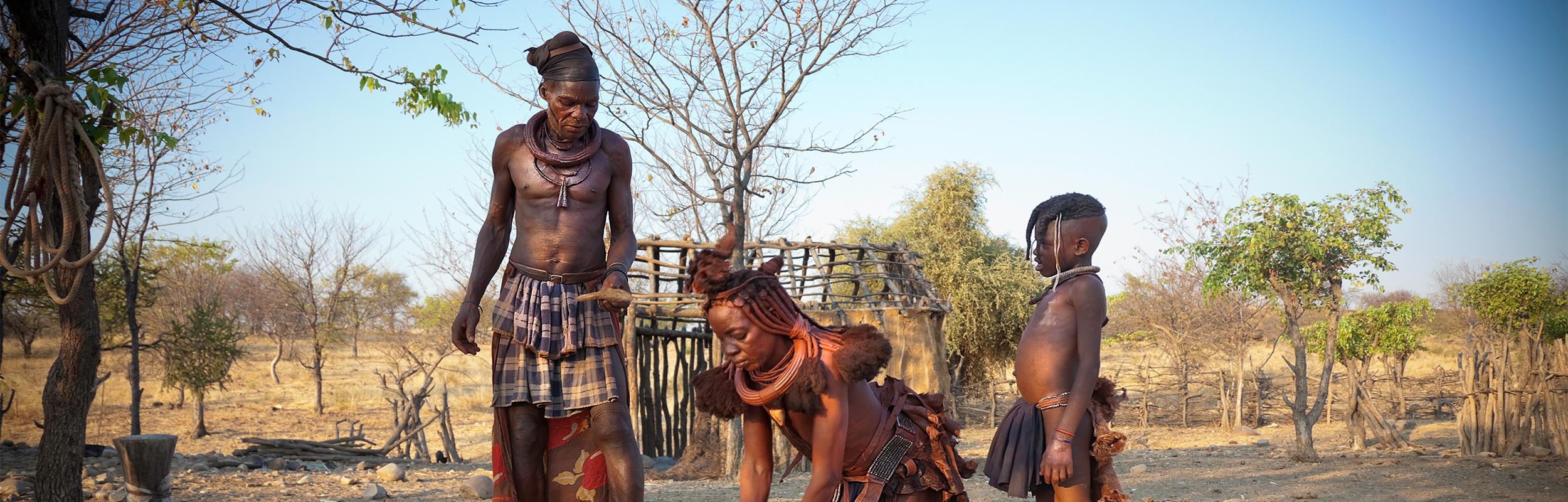Maatwerk in Namibië