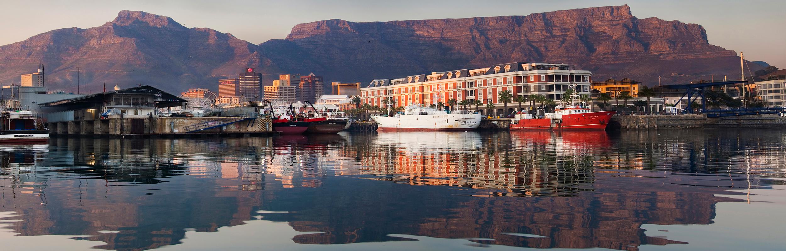 Hoogtepunten in Zuid-Afrika